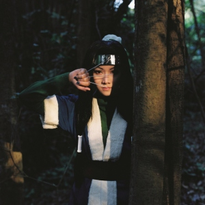 Naruto Haku cosplay